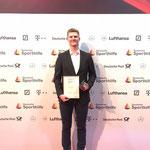 Juniorsportler des Jahres 2018 im Gehörlosensport Erik Heydrich