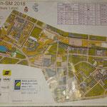 Orientierungslaufkarte Sprint H21 in Perstorp