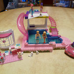 Cc31 Mega blok Barbie