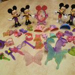 EI72 Minnie Mouse sprookje