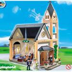 EI37 Kerk Playmobil