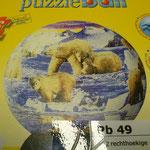 Pb49 Puzzelbal ijsberen