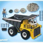 Ra35 Kiepwagen met stenen Playmobil