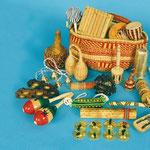 M4 Multiculturele muziekinstrumenten