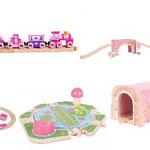 EI248 Roze trein