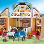 EI104 Paardenstal Playmobil