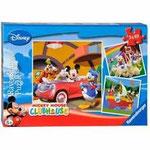 Pb6 Mickey Mouse en vrienden