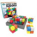 PL2 Color cube Sudoku