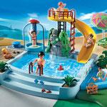 EI36 Zwembad Playmobil