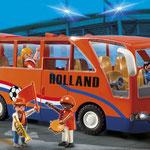 EI68 Oranje bus Playmobil