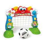 Rb49 Pratend voetbaldoel