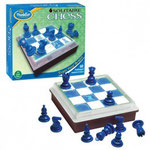 PL76 Chess solitaire