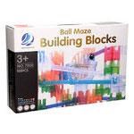 Cc45 Building blocks knikkerbaan