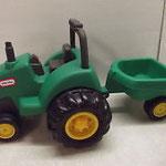 Ra48 Tractorset met trailer L.T.