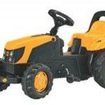 Rb18 Tractor met aanhanger