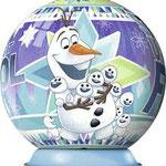 Pb19 Olaf Frozen 3D