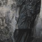 La più bella del reame - cm. 60x120 - olio su tela - 2015