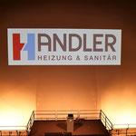 Die Firma Handler Installationen ist ein langjähriger Sponsor des Weißen Rausches.