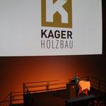 Die Firma Kager Holzbau - ein Sponsor des Weißen Rausches 2017 !