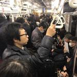 tokio metro - all black