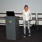 Erika Scherer erzählte und zeigte uns Geschichte, Kultur und Natur ihres Heimattales Rauris.