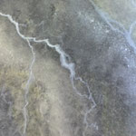 Marmormalerei grau