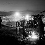 Kibera slum, Nairobi.