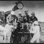 Uganda Railways, Theodore Roosevelt.