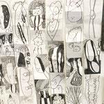 """おかもとりんたろう 個展 「ありがとう、謝謝。」 @Linlow / Okamoto Rintaro solo exhibition """"ARIGATOU, XIE XIE."""