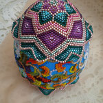 """Пасхальное яйцо """"Времена года 2015"""""""