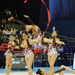 ©MOMOJAPON® Mie Prefecture Rhythmic Gymnastic world championship in 2009