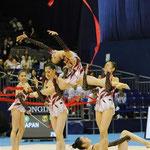 ©MOMOJAPON® Mie Prefecture Rhythmic Gymnastic world championship in 2009