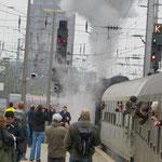 Ausfahrt Köln HBF