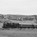 Das wohl bekannteste Motiv der Strecke kurz vor Gondelsheim