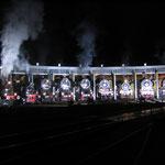 Nachtparade am Ostermontag