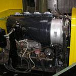 Motor nach der Überholung