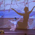 Heike Wrede - Tanz, Stage Sharing Kassel 2016 (foto©Karsten Socher)