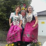 Schützenumzug Obergünzburg 2017