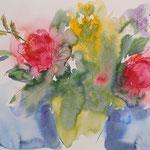 Rosen und andere Blumen