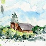 Kirche von Uelvesbüll