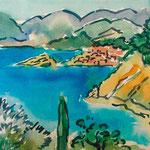 Bucht von Tsamadu, Samos
