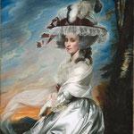 Abigael Bromfield Rogers. Mrs. Daniel Denison Rogers. 1784.