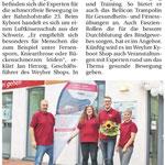 Ein Artikel des Weserreports
