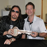 Ace Frehley with Thad Zylka