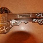 KISS Cadillac Key