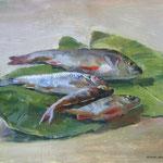 Рыба, масло
