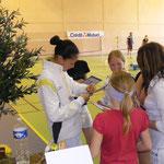 Tournoi Badminton Maîche - Russey 2008