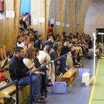 Tournoi Badminton Maîche - Russey 2008  : Un public nombreux