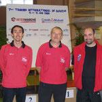 Tournoi Badminton Maîche - Russey 2008  : Les arbitres