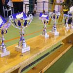 Tournoi Badminton Maîche - Russey 2008  : Les récompenses
